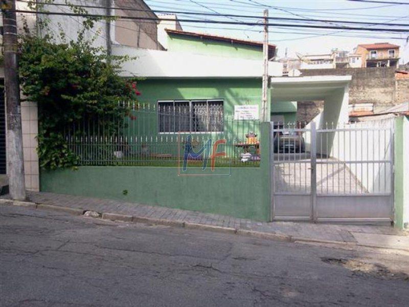 excelente sobrado em ótimo bairro na vila iório, freguesia do ó ! - 1499
