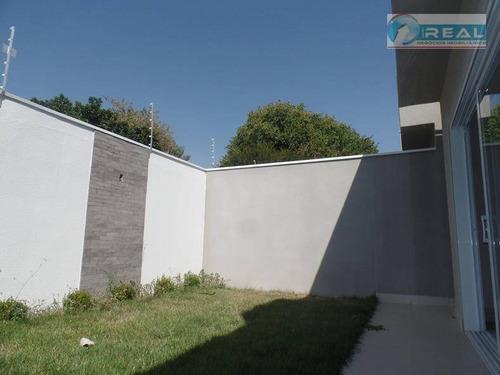excelente sobrado no condomínio villagio morumbi - paulínia/sp - ca2494