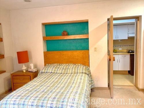 excelente suite en renta; lomas de chapultepec, miguel hidalgo