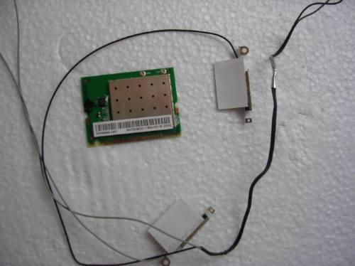 excelente tarjeta wifi portatil acer, toshiba, compaq y mas