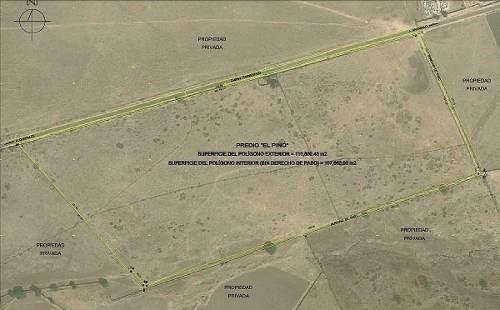 excelente terreno a pie de carretera en el pino- amealco (mt)