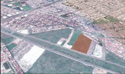excelente terreno comercial de 13,000m2 en prolonganción bernardo quintana