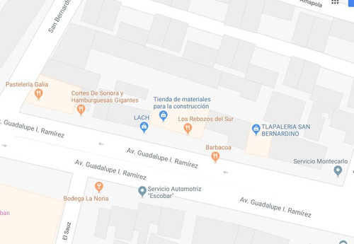 excelente terreno con uso comercial en xochimilco