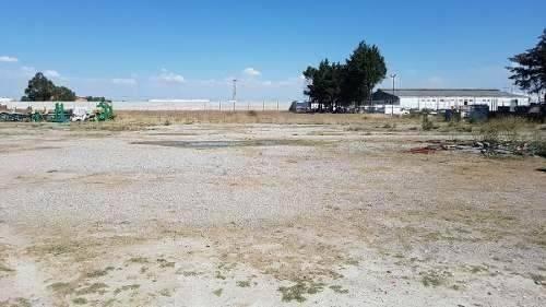 excelente terreno con uso de suelo industrial huehuetoca