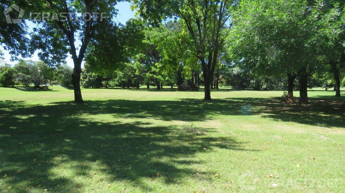 excelente terreno con vista al campo de golf