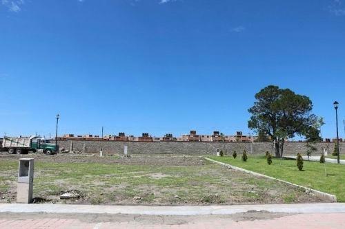 excelente terreno de 150m2 en fraccionamiento residencial parque ingles