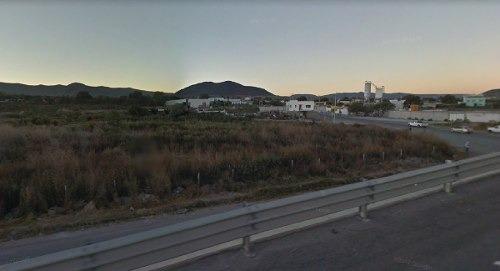 excelente terreno de 1533m2 de uso industrial en venta en santa rosa jauregui !!