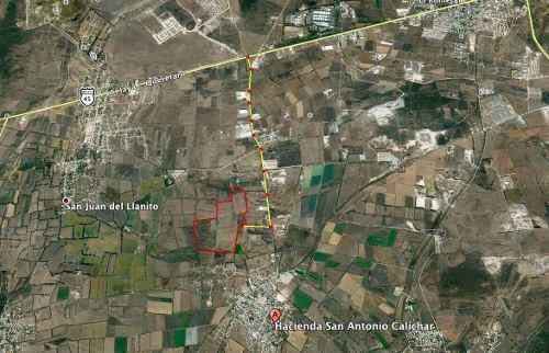 excelente terreno de 33 hectareas en venta ubicado en camino a san antonio
