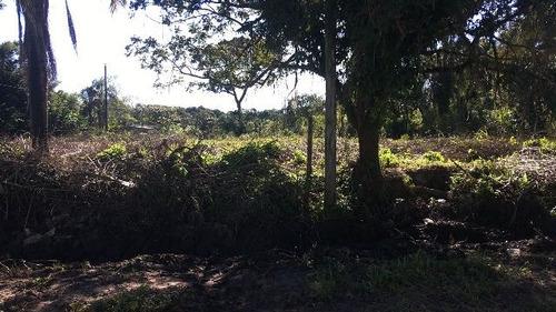 excelente terreno de chácara em peruíbe - sp