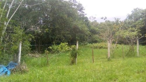excelente terreno de chácara no bairro bopiranga em itanhaém
