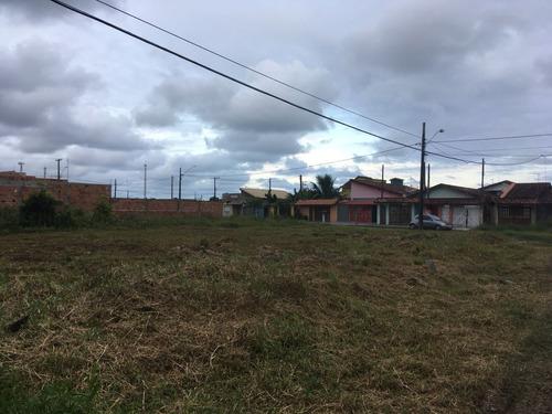 excelente terreno de esquina no jardim jamaica - ca-327