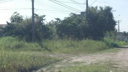 excelente terreno de esquina no jardim regina em itanhaém !!