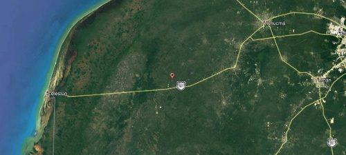 excelente terreno de inversión en tetiz, yucatán