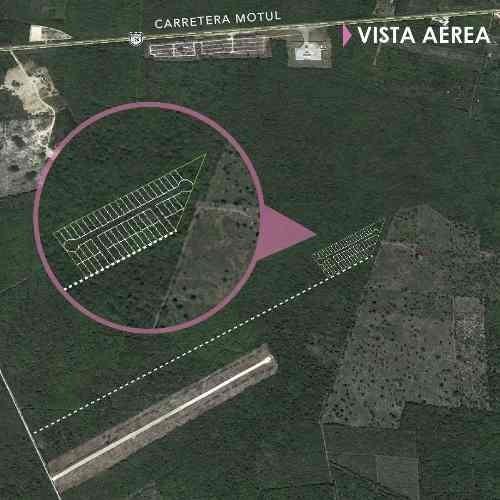 excelente terreno de inversión en yaxkukul, yucatán