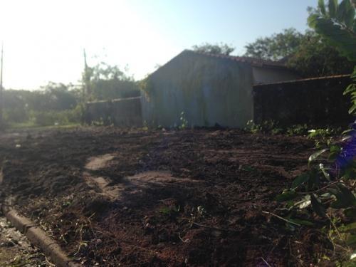 excelente terreno em itanhaém, balneário jamaica, parcelado!