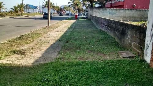 excelente terreno em peruíbe, no bairro três maria  ref 3076