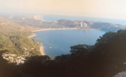 excelente terreno en acapulco brisas marques super vista