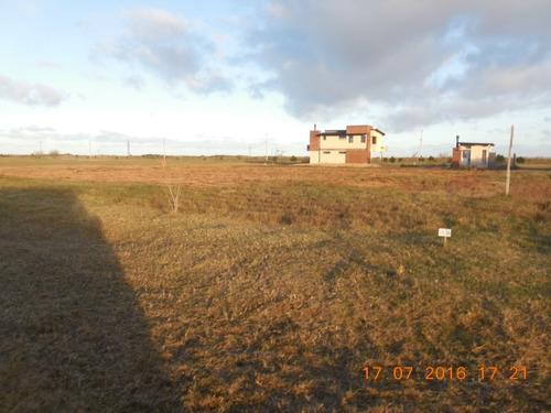 excelente terreno en bº privado  km 314