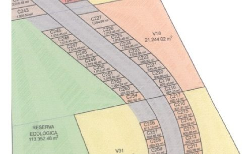 excelente terreno en cd. maderas 1018 m2 colinda con reserva ecológica