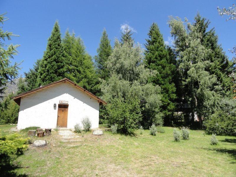 excelente terreno en cerro catedral con casa y servicios