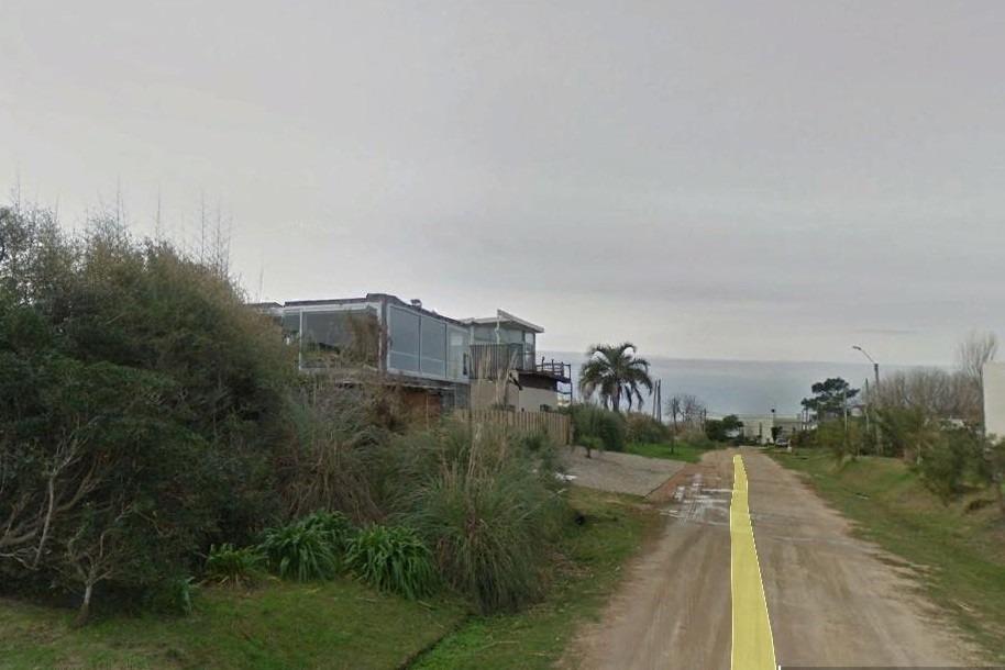 excelente terreno en el chorro zona alta con vista al mar