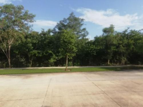 excelente terreno en privada kutz yucatan country club