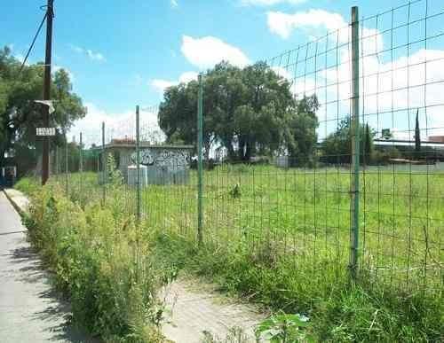 excelente terreno en renta en ecatepec