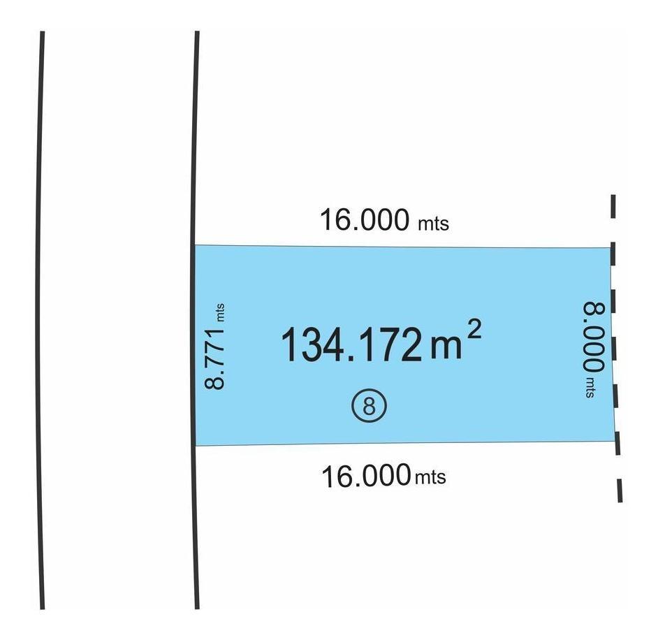 excelente terreno en sakia, cluster zizana lt 8 mz 6