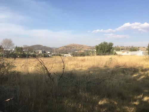 excelente terreno en tequesquinahuac, texcoco