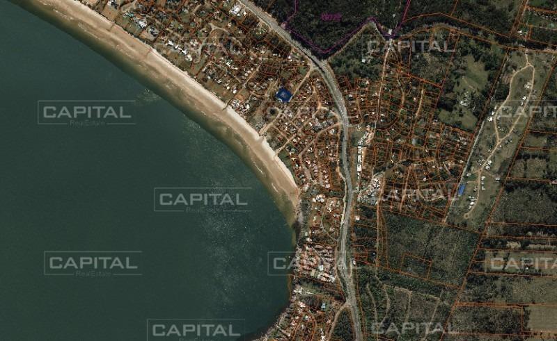 excelente terreno en venta a 200 metros del mar - punta ballena-ref:28621