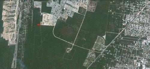 excelente terreno en venta, cancún, quintana roo