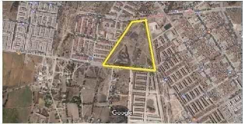 excelente terreno en venta  con uso de suelo h 333 a  cu33 a