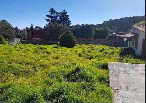 excelente terreno en venta, cuajimalpa(da)