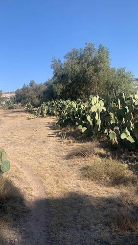 excelente terreno en venta en carrtera pachuca - tulancingo