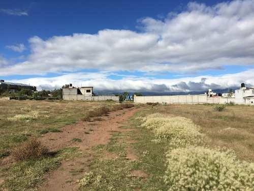 excelente terreno en venta en col. santa matilde en pachuca