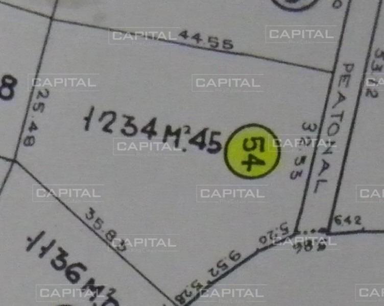excelente terreno en venta en el lomo de la ballena- ref: 26810