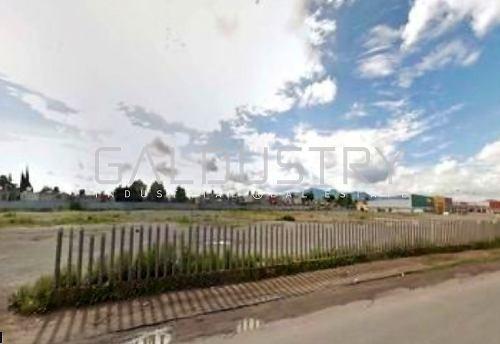 ¡excelente terreno en venta frente a zona comercial de cuautitlan!