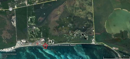 excelente terreno  frente al mar ideal para hotel o proyecto de condominio p3148
