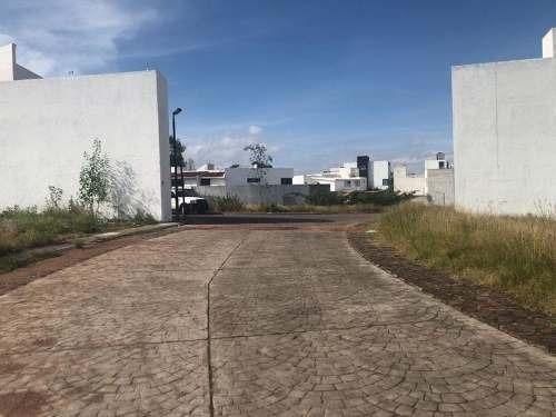 excelente terreno h4 en venta en fracc milenio iii qro mex