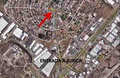 excelente terreno habitacional en venta/renta en jurica (mt)