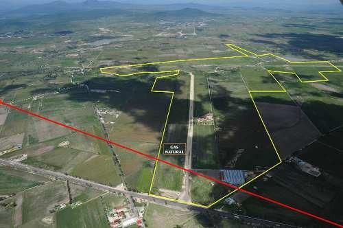 excelente terreno industrial en queretaro ( san juan del rio )