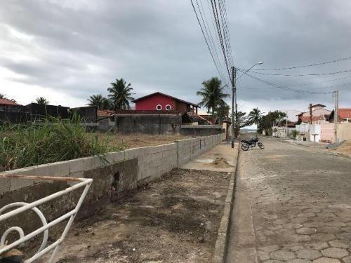 excelente terreno j. marisol, em peruíbe, ref. 5218 m h