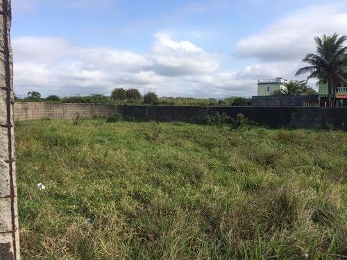 excelente terreno murado no balneário são jorge - ref 3095