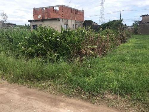 excelente terreno no bairro gaivota em itanhaém!!!!