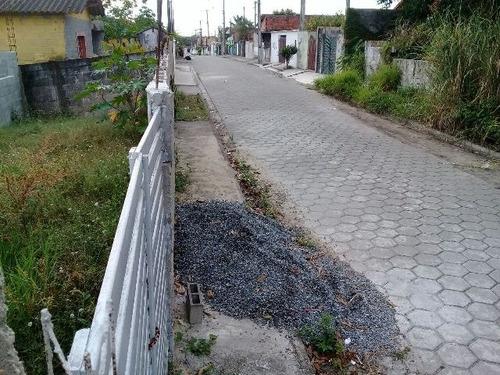 excelente terreno no bairro iemanjá em itanhaém!!!