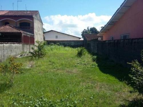 excelente terreno no bairro nova itanhaém - ref 4045
