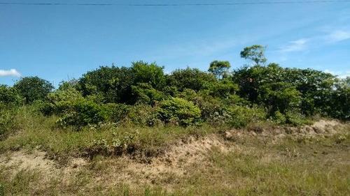 excelente terreno no balneário santa cruz em itanhaém - sp