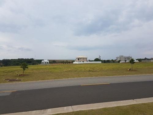 excelente terreno no condomínio alphaville - 1727