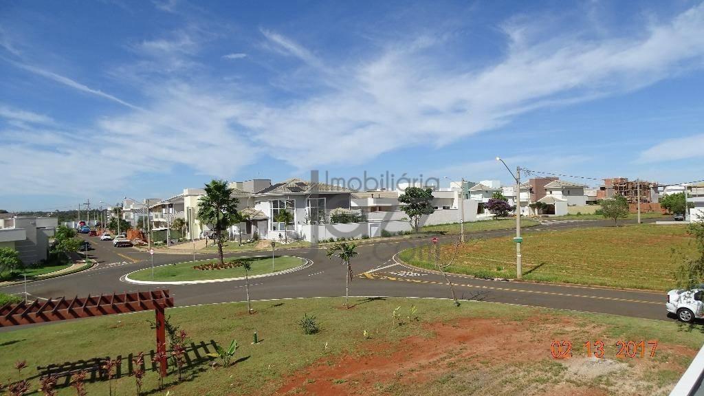 excelente terreno no  condomínio reserva real, paulínia. - te0537