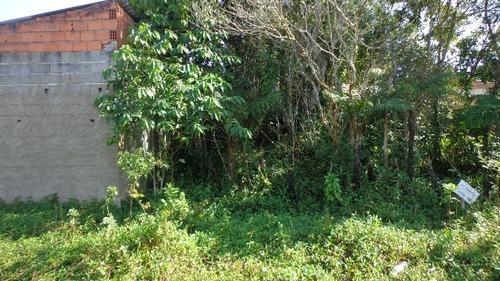 excelente terreno no jardim guacyra, em itanhaém - ref 4526